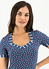 heart to heart shirt, super star, Shirts, Blau