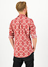 just super shirt, super ornamental, Blutsbruder, Rot