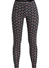 ladylaune legs, super cherry dot, Leggings, Schwarz