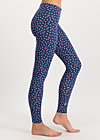 ladylaune legs, super star, Leggings, Blau
