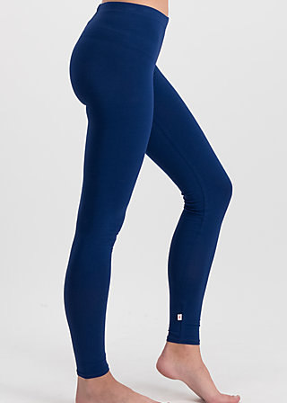 logo leggings, back to blue, Leggings, Blue