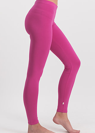 logo leggings, back to pink, Leggings, Rosa