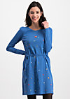 mrs spock dress, super easy, Dresses, Blue