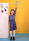 rainbow sailorette robe, super star, Kleider, Blau