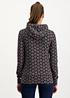 riders in the universe hood, super cherry dot, Jumpers & lightweight Jackets, Black
