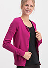 save the brave cardy, pink waffle, Pullover & leichte Jacken, Rosa