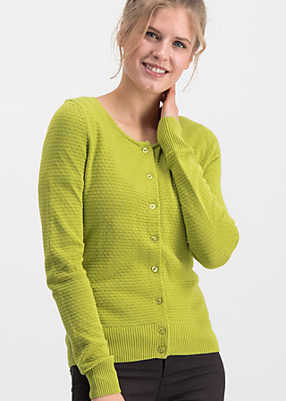 save the brave cardy, golden waffle, Pullover & leichte Jacken, Gelb