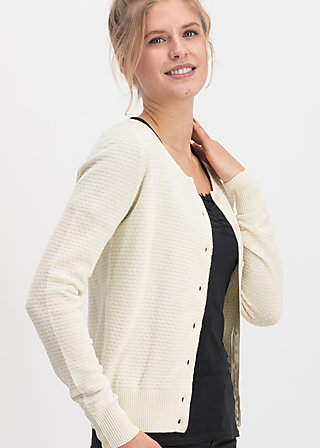 save the brave cardy, white waffle, Jumpers & lightweight Jackets, White
