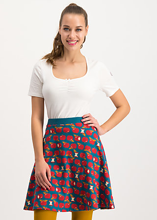 supernatural skirt, super apple, Skirts, Green