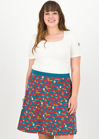 supernatural skirt, super apple, Röcke, Grün