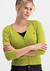 Cardigan sweet petite, golden apple, Cardigans & leichte Jacken, Gelb