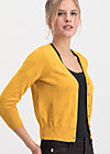 sweet petite cardy, golden brown apple, Jumpers & lightweight Jackets, Yellow