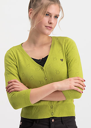 sweet petite cardy, golden apple, Pullover & leichte Jacken, Gelb