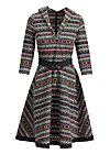 wonder woman dress, super pixel bordure, Kleider, Schwarz
