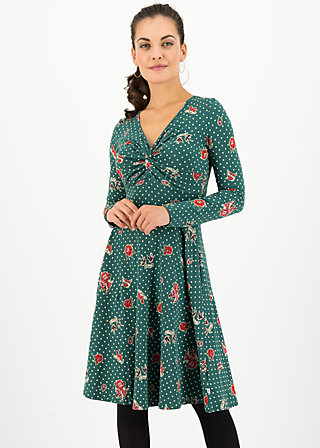 cold days hot knot robe, lady love, Dresses, Green