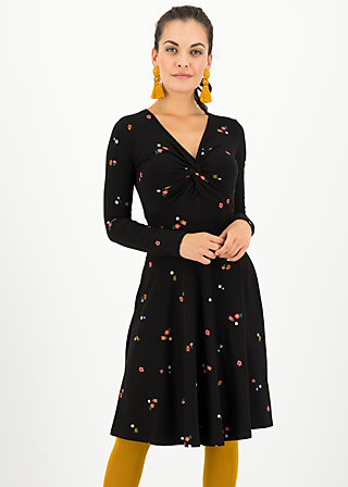 cold days hot knot robe, royal bugs, Dresses, Black