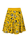 supernatural skirt, golden fauna, Skirts, Yellow