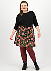 supernatural skirt, gracious gala, Skirts, Black