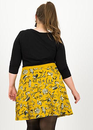 supernatural skirt, golden fauna, Röcke, Gelb