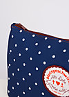 sweethearts washbag, love my anchor, Accessoires, Blau