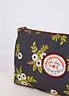 sweethearts washbag, patio plant, Accessoires, Black