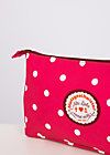 sweethearts washbag, pink point, Accessoires, Pink