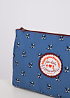 sweethearts washbag, wonder wings, Accessoires, Blue