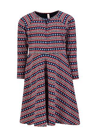 Kinder-Kleid lieblingskleidchen, betty bordure, Kleider, Blau