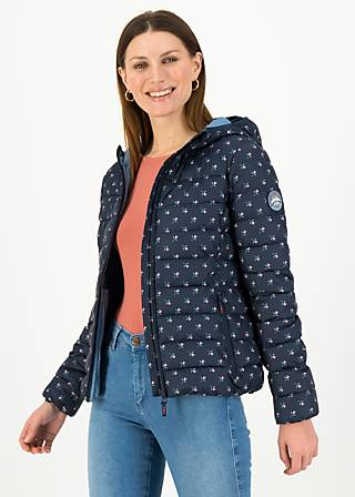 Quilted Jacket luft und liebe, tiny tulip, Jackets & Coats, Blue