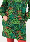 Sweat Dress mushroom party, herbal garden, Jumpers & Sweaters, Green