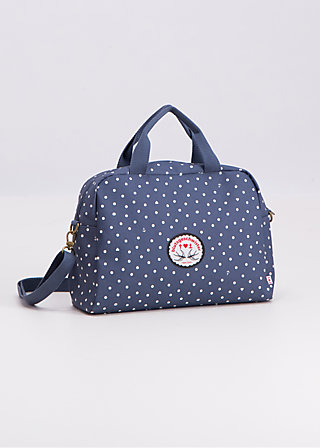 bicyclista sista bag, sea of love, Handbags, Blau
