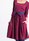 calamity jane dress, rouge roses, Kleider, Rot