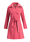 casablanca souvenir trench , dot and love, Softshell, Rot