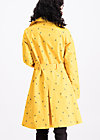 casablanca souvenir trench , fly to the sun, Jackets & Coats, Yellow