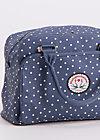 charming cavalier case, sea of love, Handtaschen, Blau