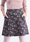 chattanooga choo choo skirt, folk star, Skirts, Black