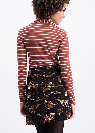 chattanooga choo choo skirt, wild wild west, Skirts, Black