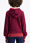 high noon sweat, blood moon, Pullover & leichte Jacken, Rot