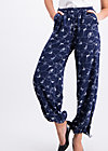 honkey tonk pants, swinging lasso , Trousers, Blue