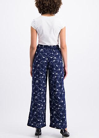 honkey tonk pants, swinging lasso , Trousers, Blue