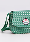 lean on my shoulderbag, stars forever, Accessoires, Green