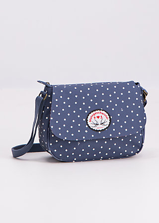 lean on my shoulderbag, sea of love, Handtaschen, Blau
