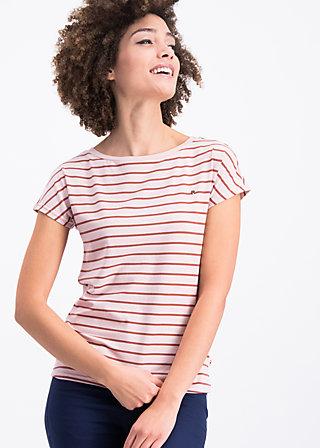 logo stripes marine tee, western line , Shirts, Rosa