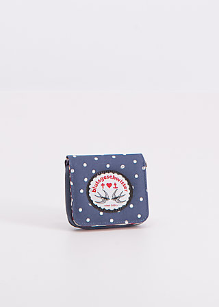 lucky penny purse, sea of love, Portemonnaies, Blau