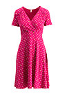 polka lady saloon dress, dots of roses, Dresses, Rot