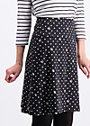 preachers dearest skirt, dots of country, Skirts, Black