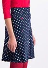 preachers dearest skirt, dots of glory, Röcke, Blau