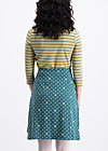 preachers dearest skirt, dots of homeland, Skirts, Turquoise