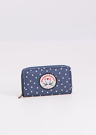 pure elegance purse, sea of love, Portemonnaies, Blau
