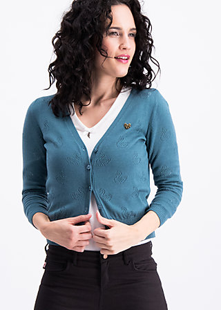 reet petite cardy, blue swan, Jumpers & lightweight Jackets, Turquoise